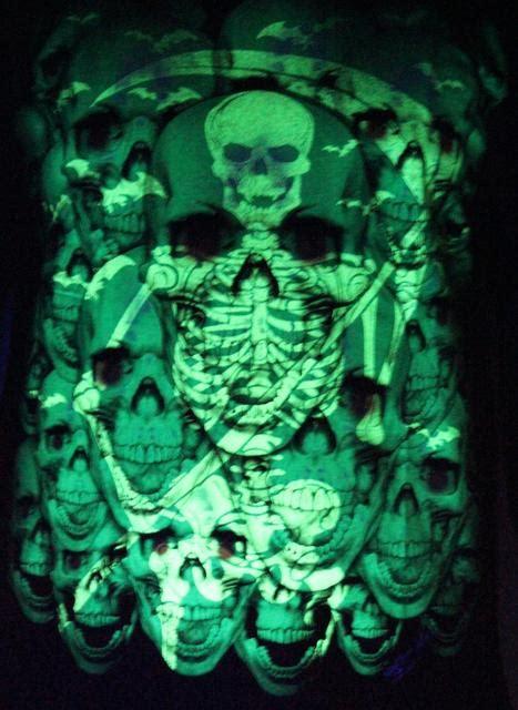 glow in the dark tattoos dallas tx bandadda buy night pirate dead head ship glow in the
