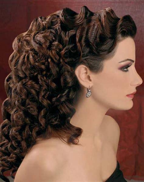 Finger Wave Updo Hairstyles by 15 Best Ideas Of Finger Waves Hair Updo Hairstyles
