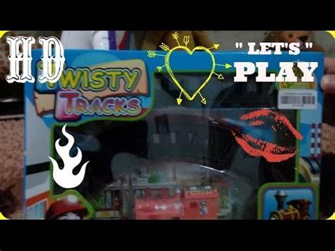 Mainan Kereta Track mainan kereta api twisty tracks toys