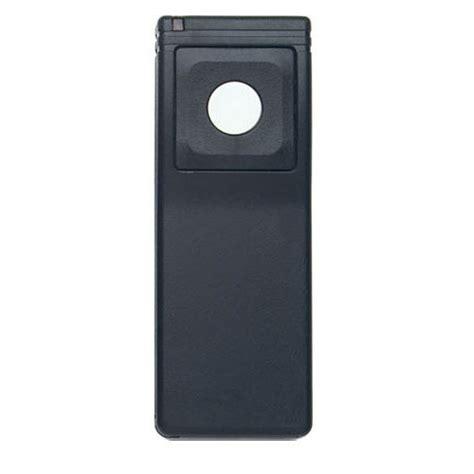 Linear Mega Code Mdt 1 Single Button Visor Garage Door Single Garage Door Opener