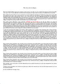 Lettre De Motivation Chef De Quai R 233 Ponse 224 Une Annonce Lettre De Motivation Pour Un Poste