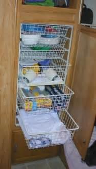 Rv Bedroom Storage Ideas Rv Storage Idea Rv Ideas
