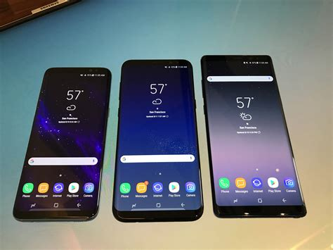 on samsung galaxy note 8 ktla