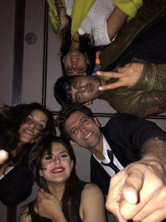 hrithik roshan, zareen khan, zayed khan and other