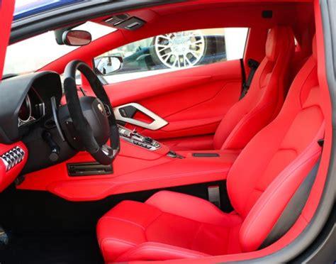 lamborghini seats for sale 2014 lamborghini aventador by mansory interior photo