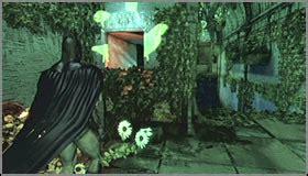 Batman Arkham Asylum Botanical Gardens Walkthrough Botanical Gardens Part 3 Batman Arkham