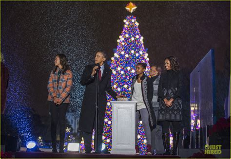 mariah carey national christmas tree lighting with the