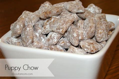 puppy chow recipe variations puppy ideas about a