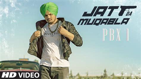 jatt da muqabala video song sidhu moosewala snappy