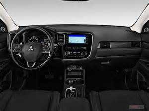 Mitsubishi Outlander Inside 2016 Mitsubishi Outlander Pictures Dashboard U S News