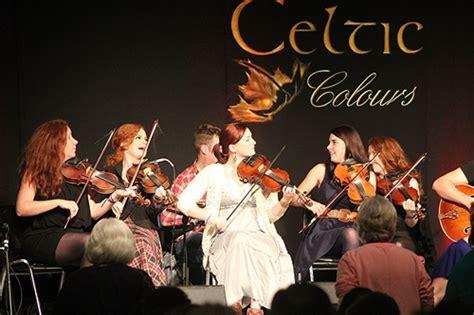 celtic colors the celtic colours international festival brings the world