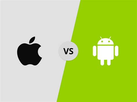 android vs ios 6 differences between ios and android app development myths vs reality mind studios