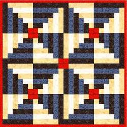 free log cabin quilt pattern archives fabricmomfabricmom