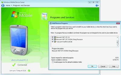 centro dispositivi windows mobile windows 7 applicazioni per dispositivi mobili come regolare il