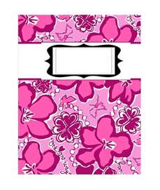 Binder Cover Templates by 35 Free Beautiful Binder Cover Templates Free Template