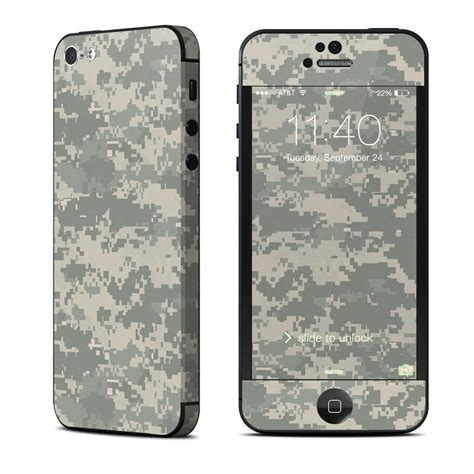 Skin Your Iphone With Decalgirl by Apple Iphone 5 Skin Acu Camo By Camo Decalgirl