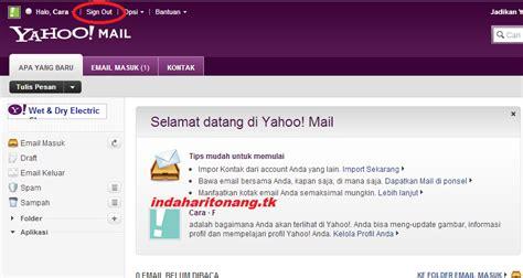 membuat facebook baru dari yahoo sekilas info cara membuat email dari yahoo