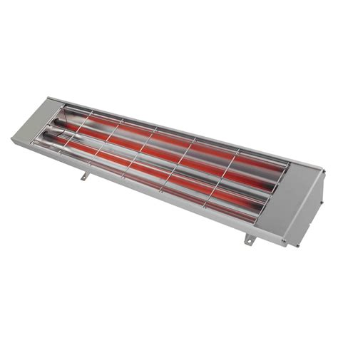 heatstrip max 2400w infrared electric outdoor heater i n