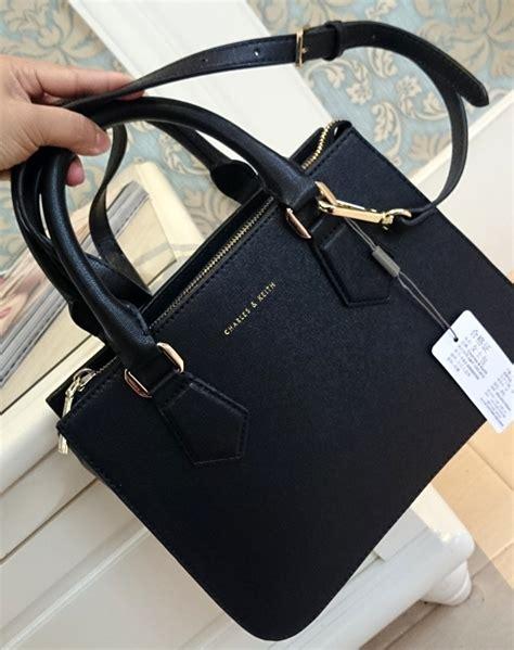 Ck Charles Keith Tote Shoulder Bag Ys38505 small ck singapore charles keith killer cross pattern bag bag