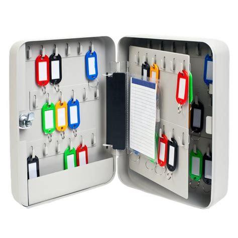 cassette portachiavi cassetta portachiavi 5 grigio lxpxh 18 x 8 x 25