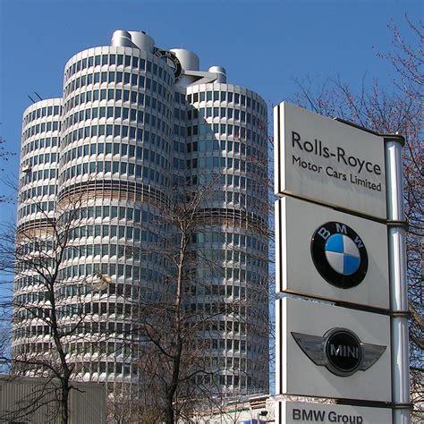 rolls royce headquarters file bmw m 252 nchen 2005 bmw group mit mini und seit 2003