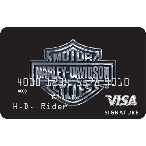 Harley Gift Card - harley davidson business cards images