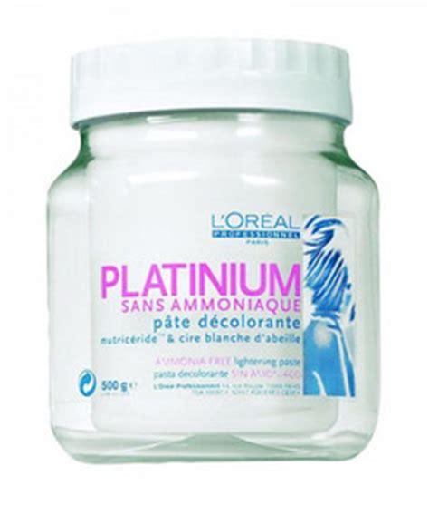 L Oreal Pre Lightener pre lightener loreal platinium ammonia free glamot