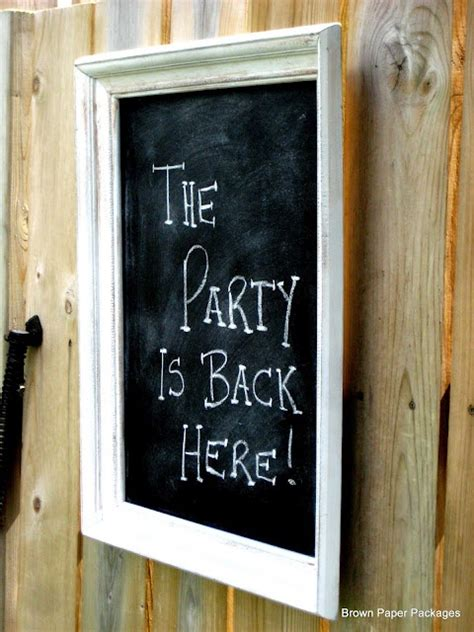 chalkboard paint directions 17 best images about chalkboards for the garden on