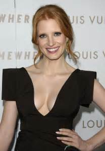 Milky pinky way jessica chastain we love you