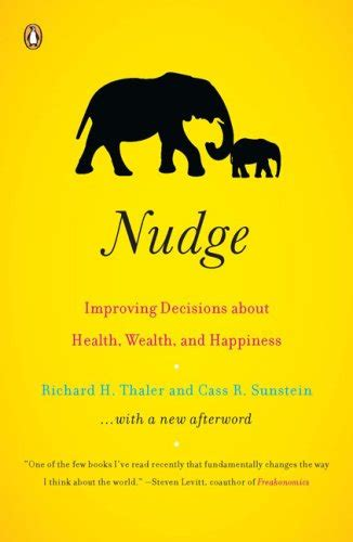 libro nudge improving decisions about nudge theory the extended society