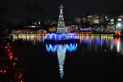 cincinnati zoo lights pnc festival of lights events festivals
