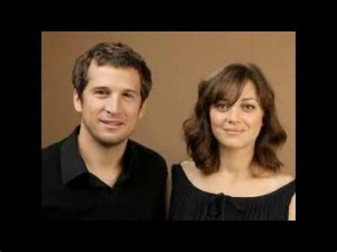 guillaume canet and wife marion cotillard with wife and family guillaume canet
