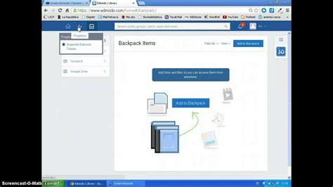 edmodo youtube registrazione dello studente in edmodo youtube