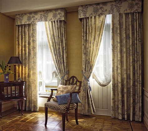 Curtains Design For Living Room by Living Room Curtains Country Style Idea Furniture Design