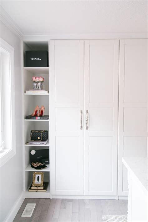 Pax Garderobe by My Walk In Closet Reveal Bedroom
