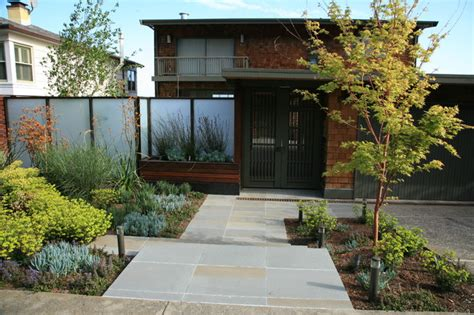 modern home landscaping twin peaks modern modern landscape other metro by