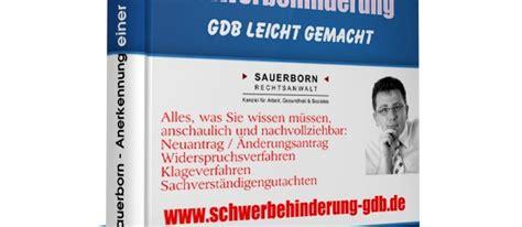 Antrag Briefwahl Daun Neue Informationsseiten Und Ratgeber Buch Zum Schwerbehindertenrecht Gdb Als Pdf Version