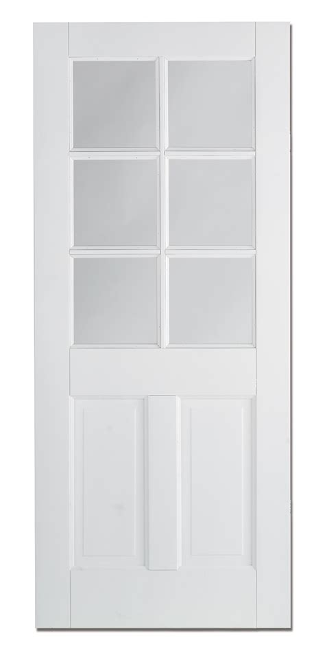 Andersons Kilmarnock Kitchens by White Primed Canterbury 2p 6l Andersons Kitchens Doors