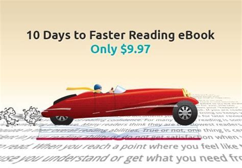 10 days to faster 10 days to faster reading ebook only 9 97 inkydeals