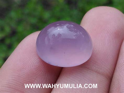 Batu Lavender Ungu Tua batu kecubung lavender wahyu mulia