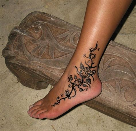 side of foot tattoo 1001 ideas for mehndi the gorgeous indian henna