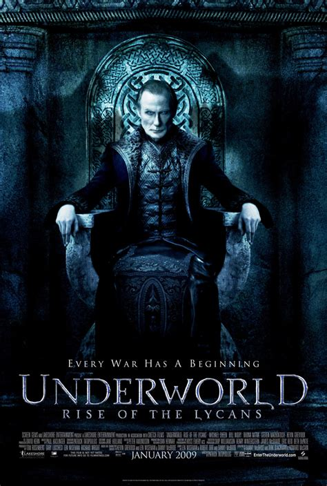 underworld new film release underworld rise of the lycans dvd release date may 12 2009