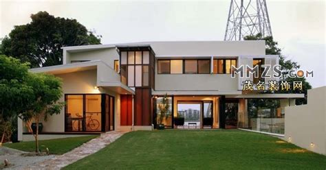 国外房屋设计图片 澳大利亚别墅外观 室内赏析 中国展览设计网 国外展台搭建 展览搭建 展位设计搭建 展台设计搭建