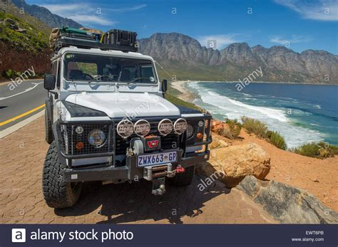 land rover africa gordon s bay south africa land rover defender by the