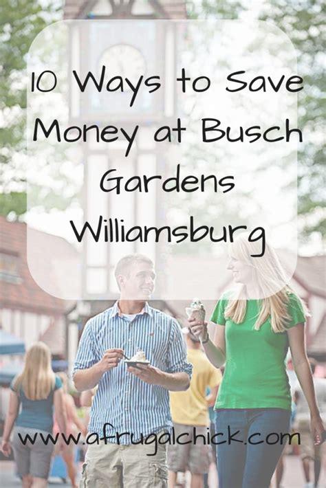 Can You Bring Food Into Busch Gardens by Ways To Save Money At Busch Gardens Williamsburg