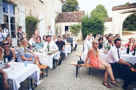 French Events at Party in France   Weddings Abroad Guide