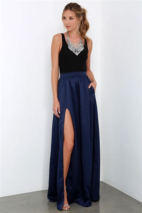 Suki Dress Maxi Bonita Navy 25 best ideas about blue maxi on blue maxi