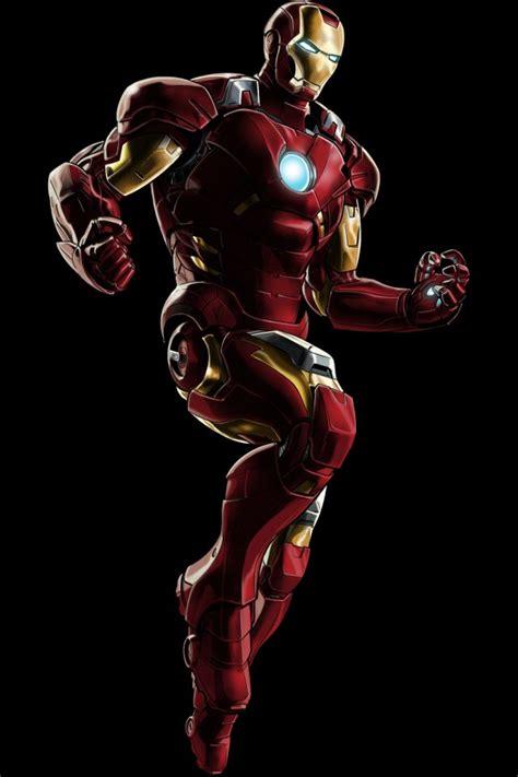 iron man mark vii marvel uhd wallpaper