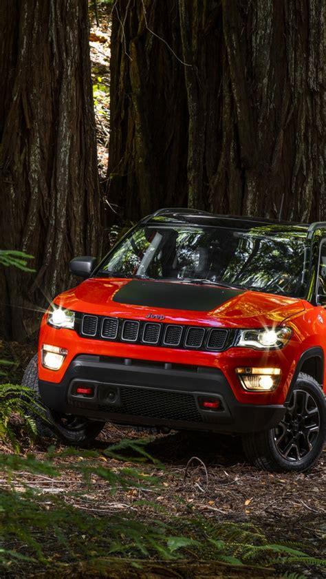 wallpaper jeep compass trailhawk  cars jeep hd
