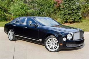 Price Of A Bentley Mulsanne 2013 Bentley Mulsanne Our Review Cars